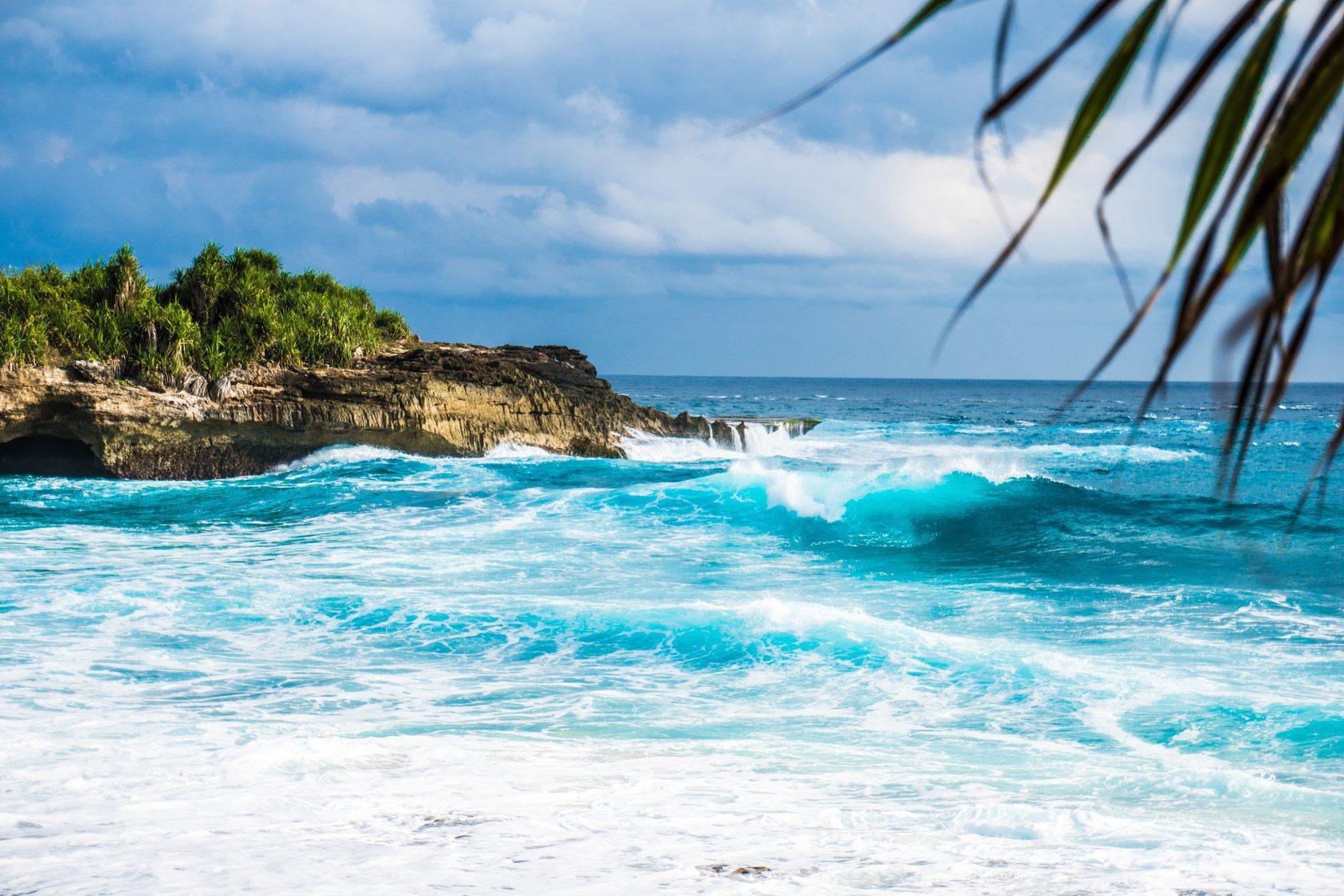 Фото побережья на Бали