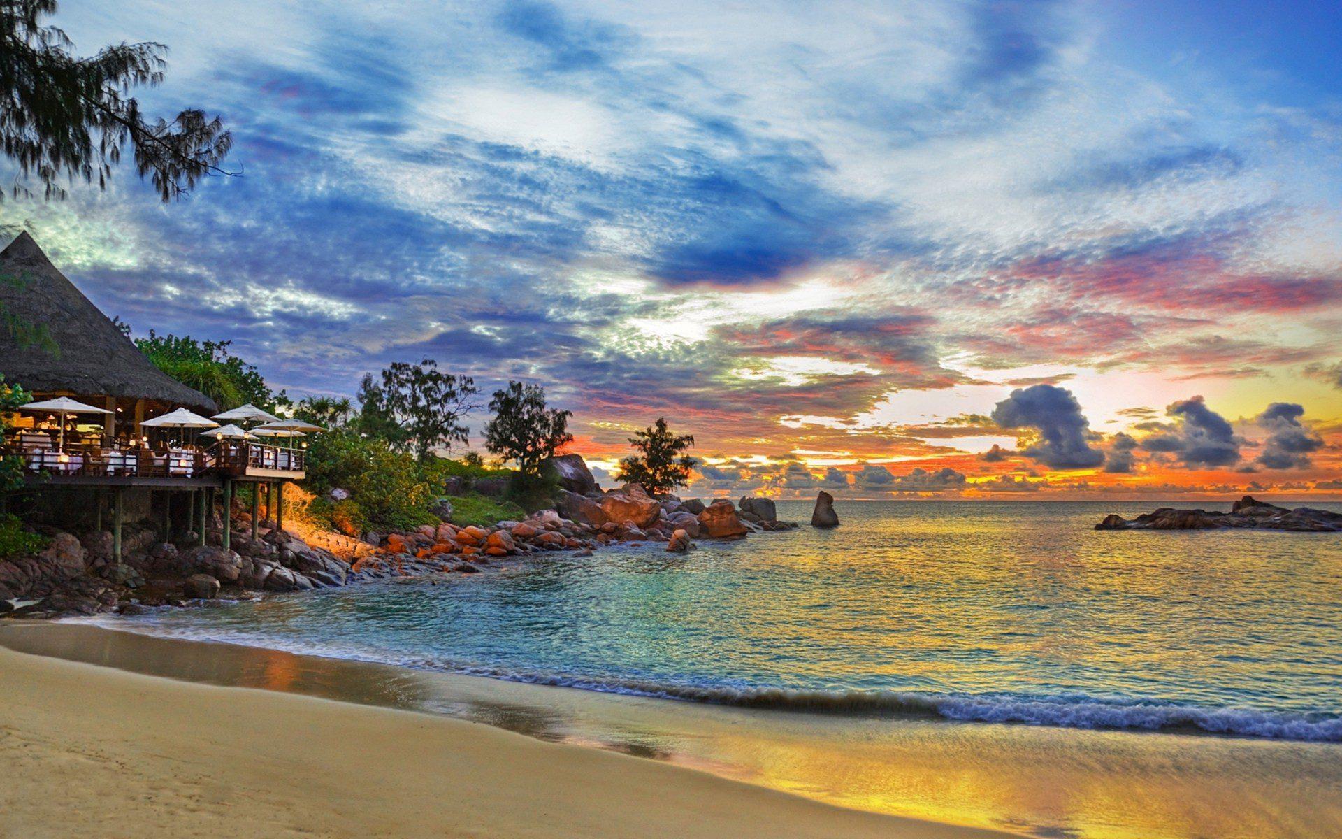 Фото побережья Бали