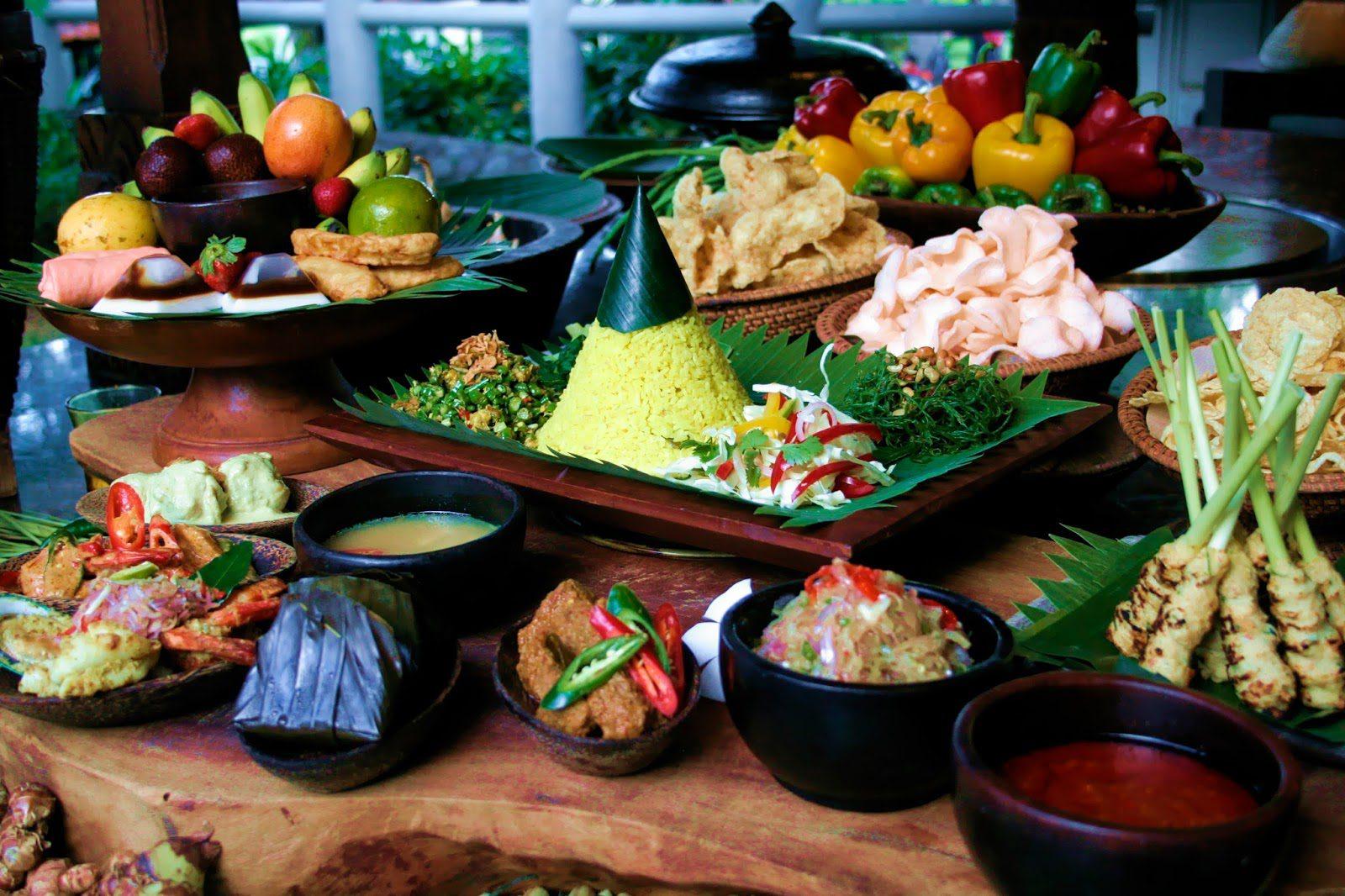 Фото еды на Бали