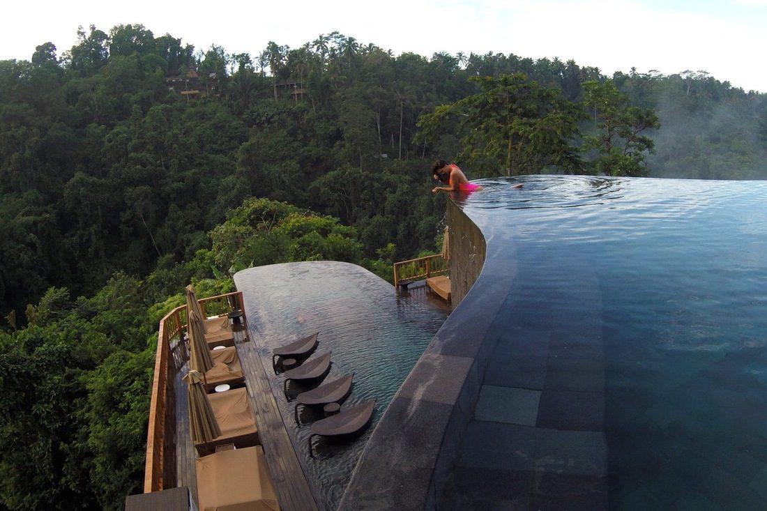 Фото отеля в Убуде