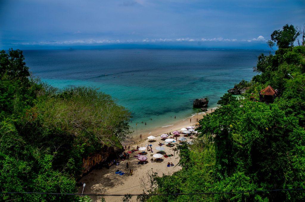 Полуостров Букит на Бали
