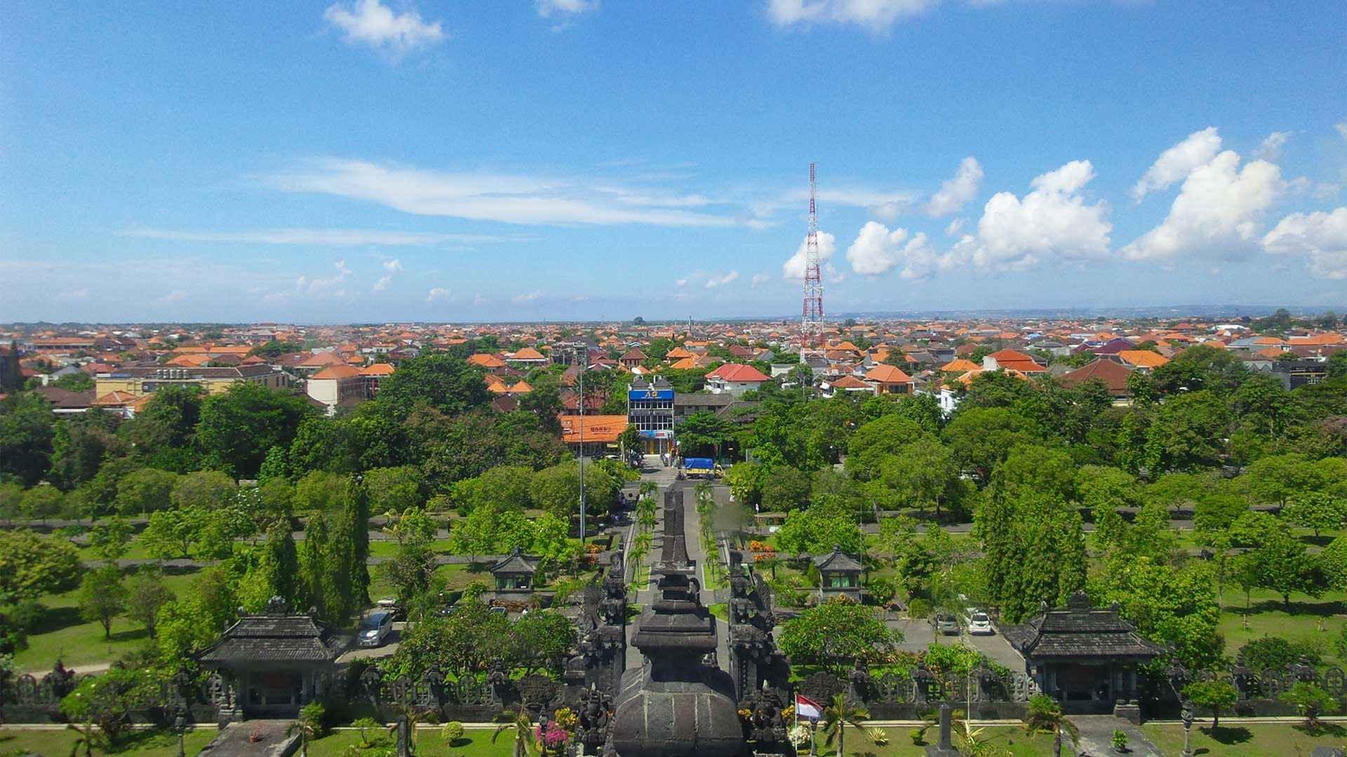 Денпасар на Бали