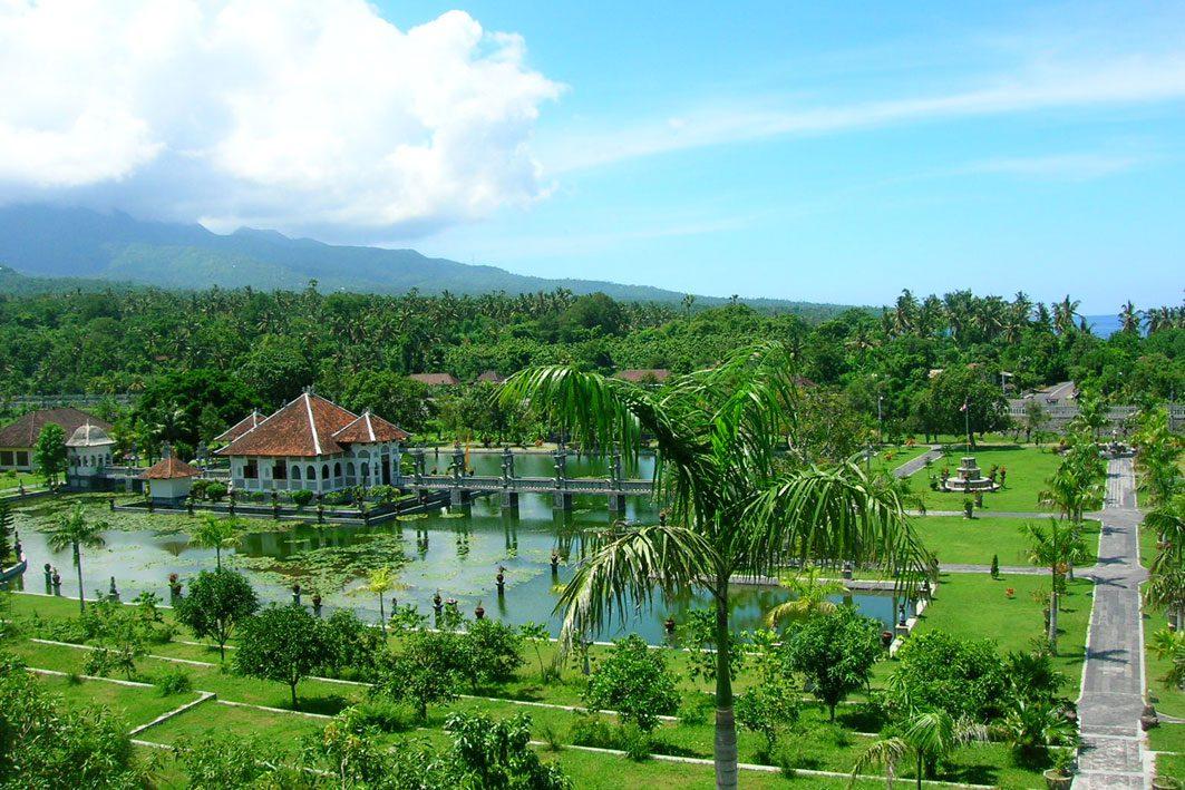 Карангасем на Бали