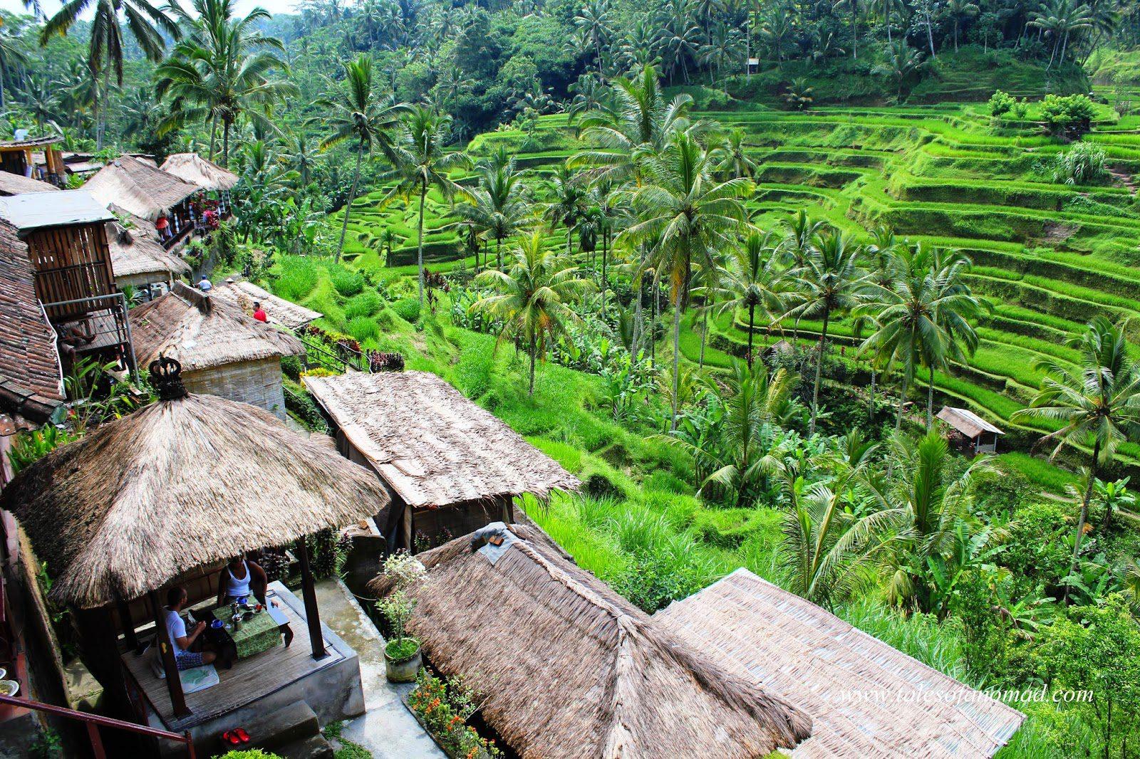 Убуд на Бали