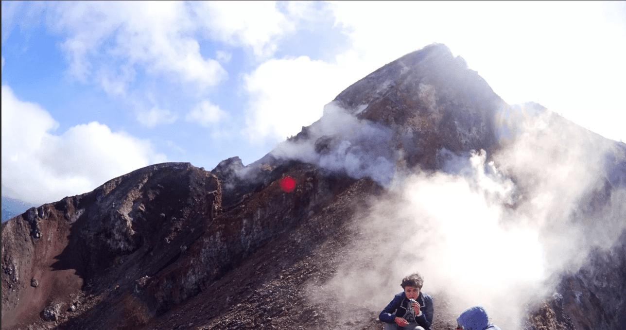 Снаряжение для восхождения на Агунг