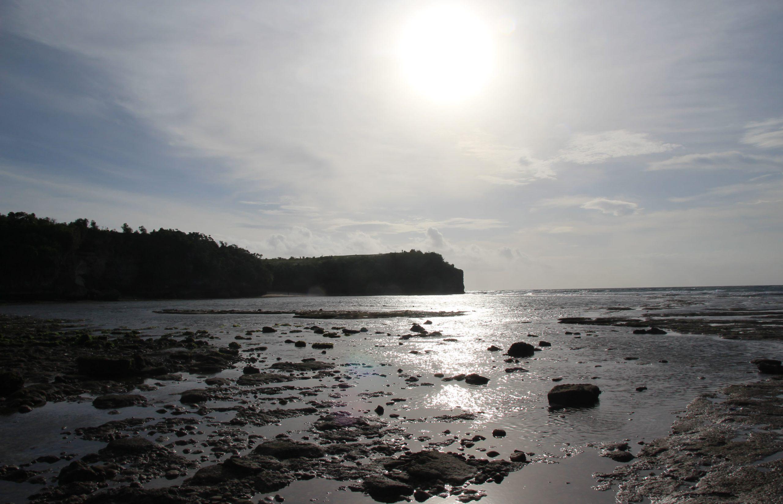 Заключение о приливах на Бали