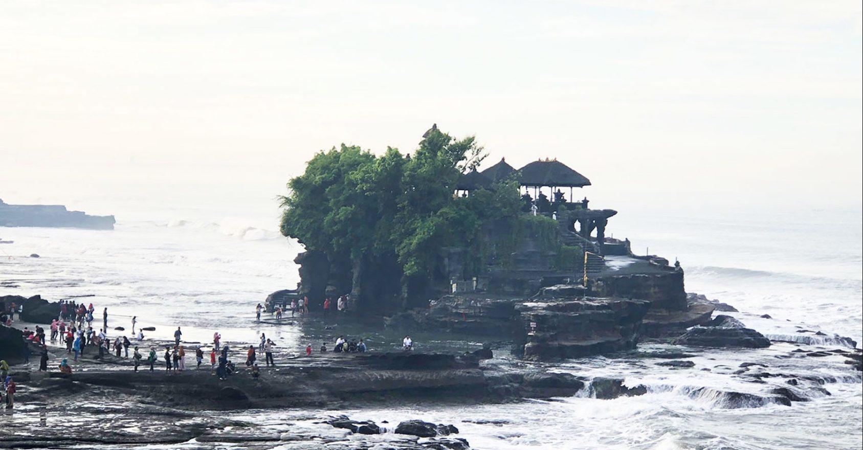 График приливов и отливов на Бали