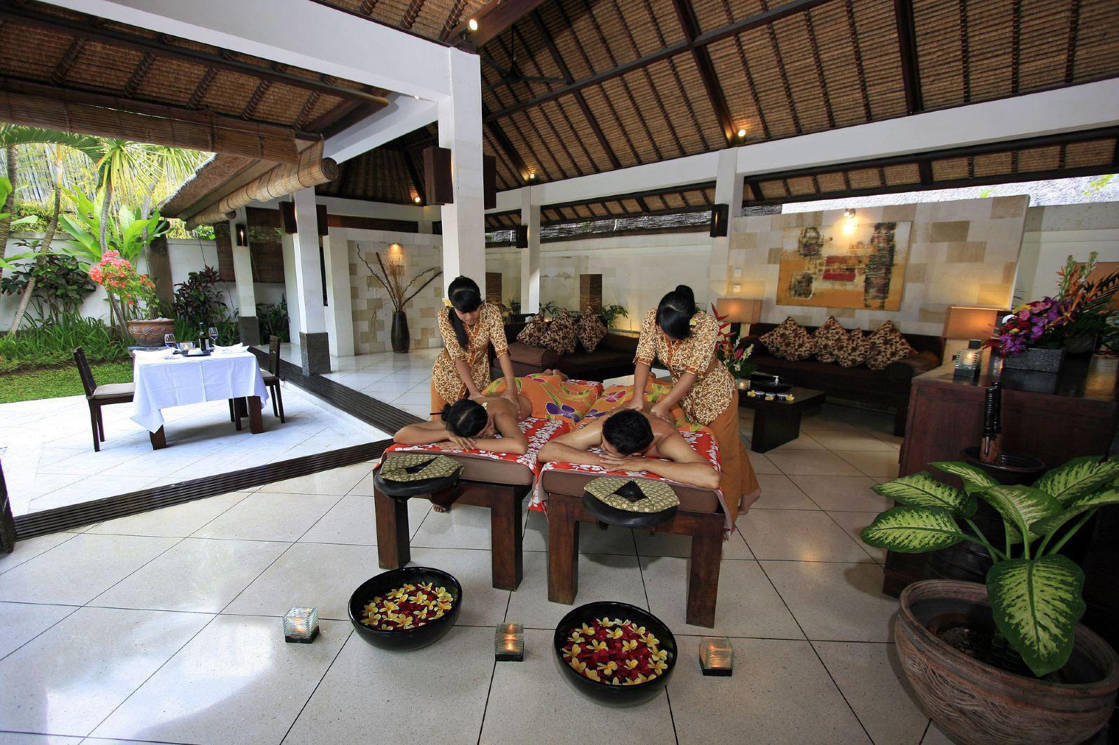 Место Away SPA at the W Bali Seminyak