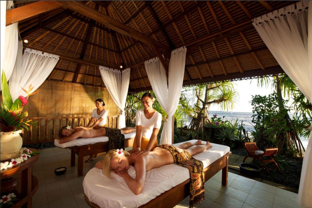 Лучшие СПА салоны на Бали