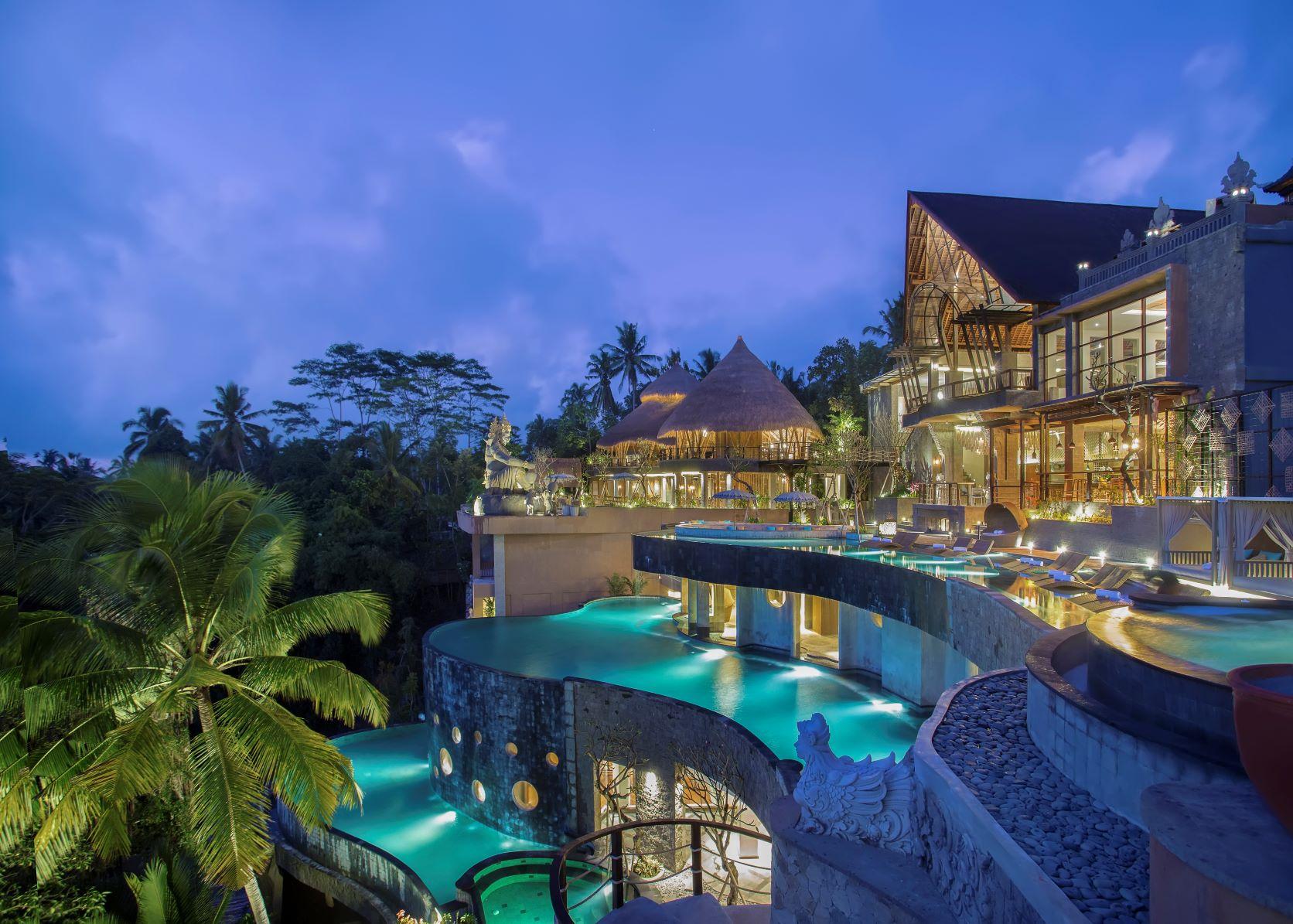 Где остановиться на Бали