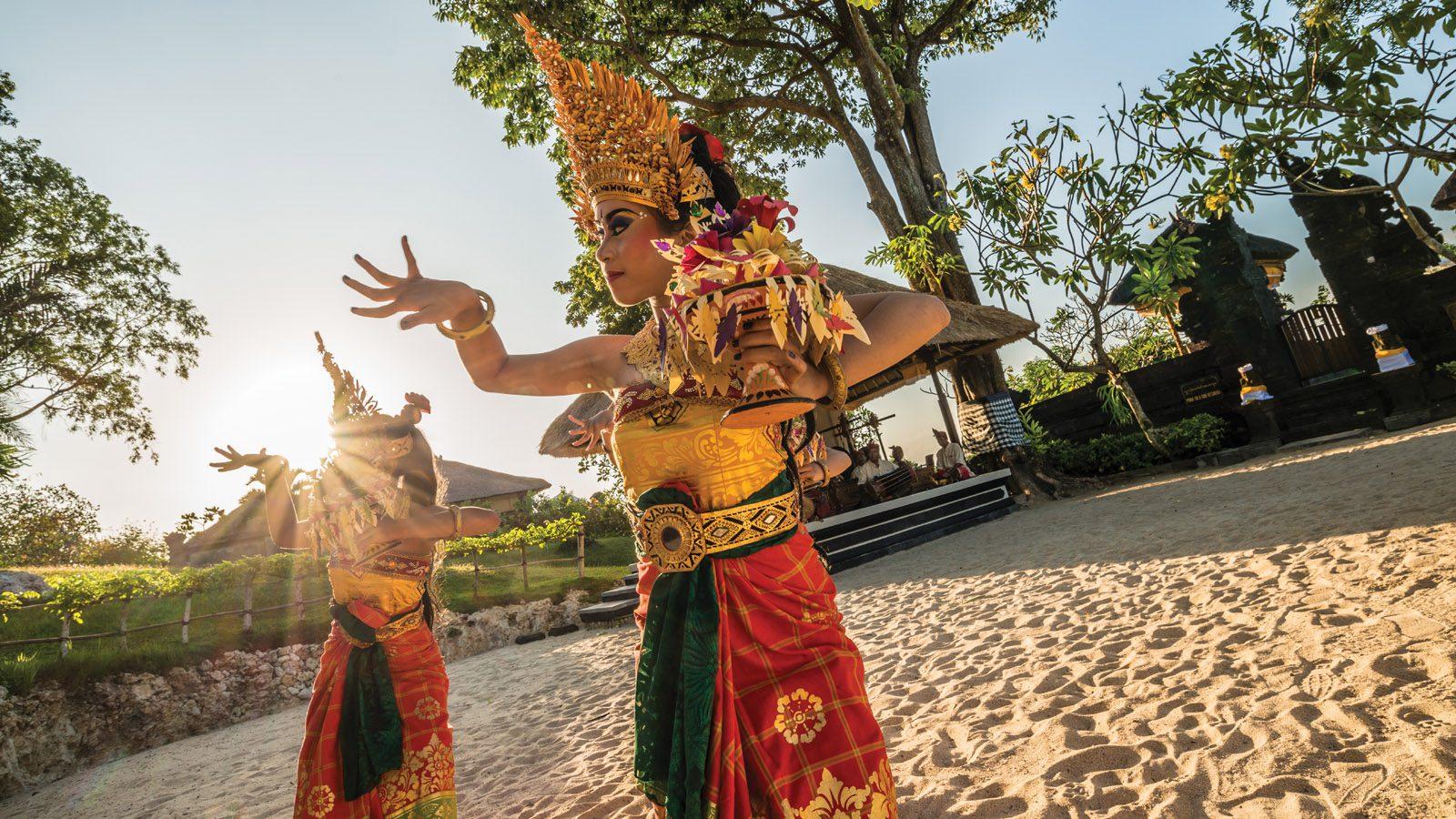 Культурный отдых на Бали