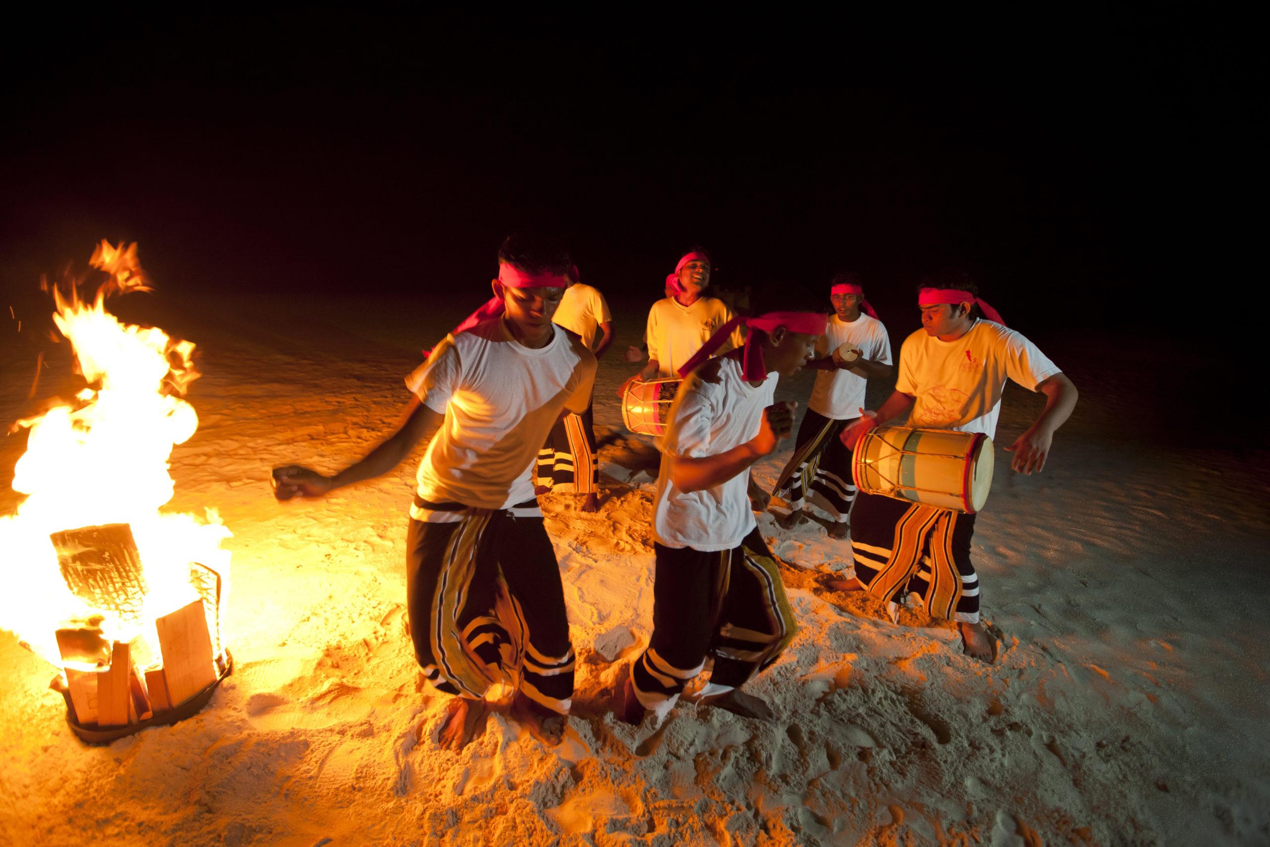 Культурный отдых на Мальдивах
