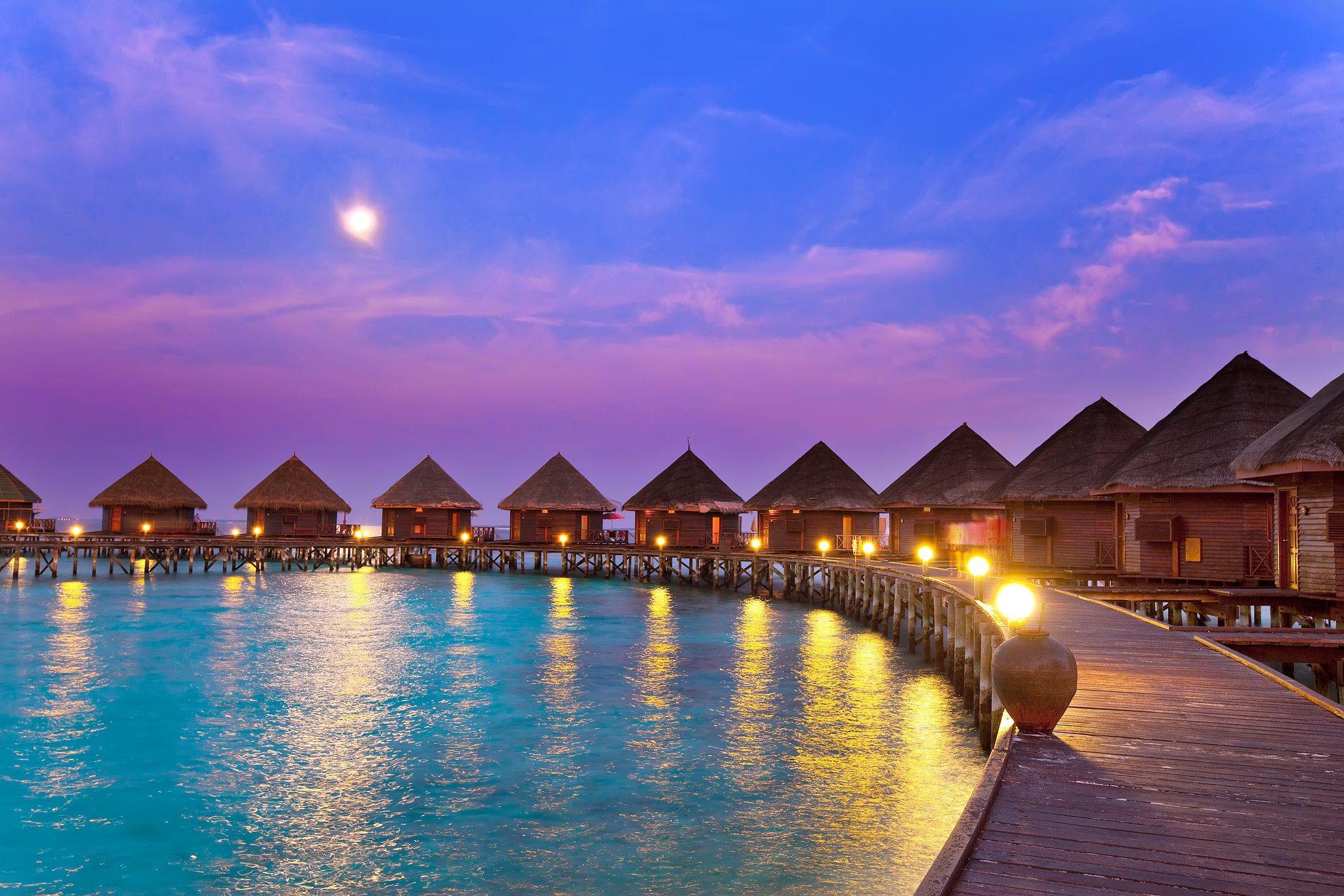 Общая информация о курортах