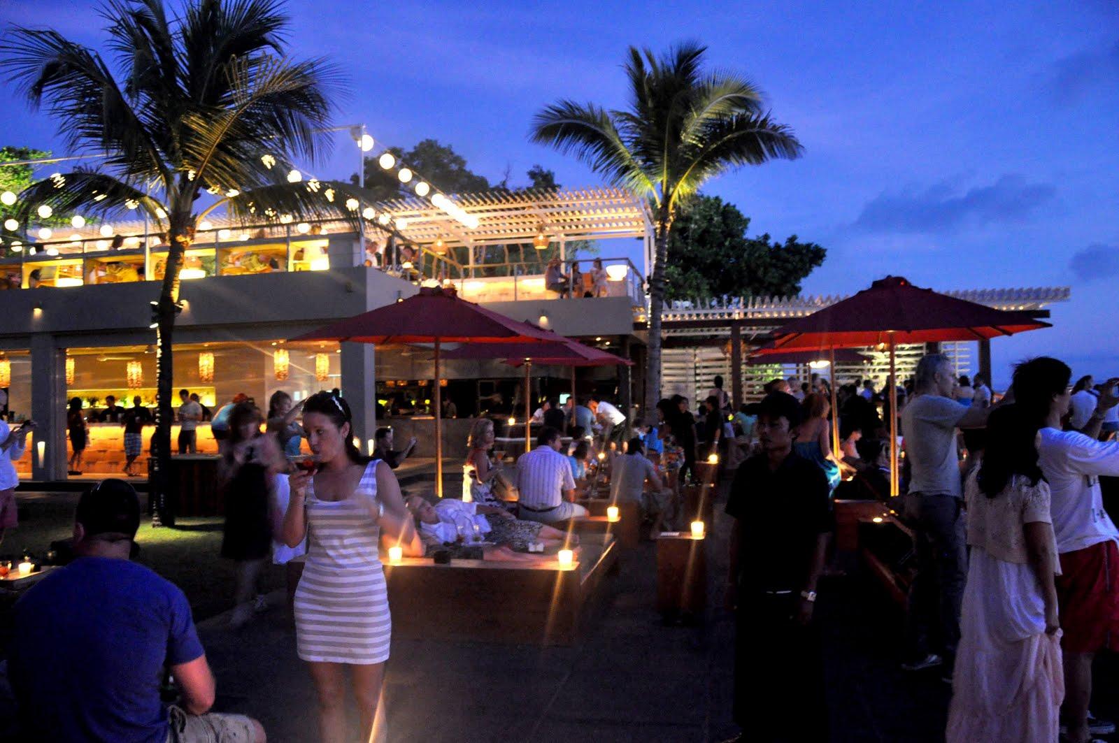 Развлекательные заведения на Бали