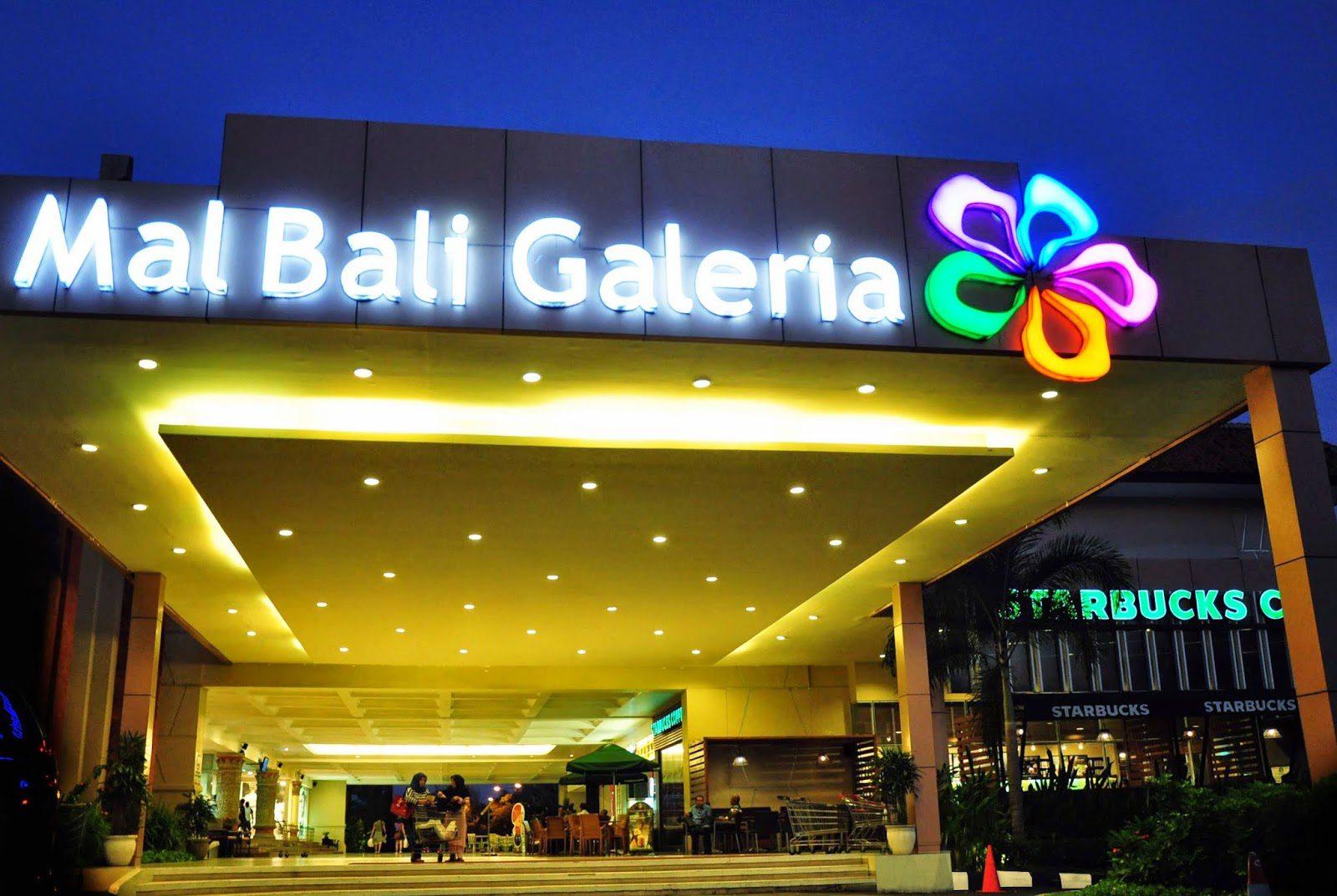 Торговый центр Bali Galeria Moll