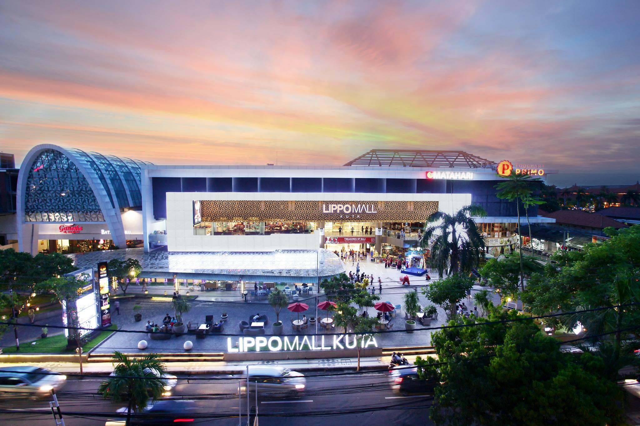 Торговый центр Lippo Mall Kuta