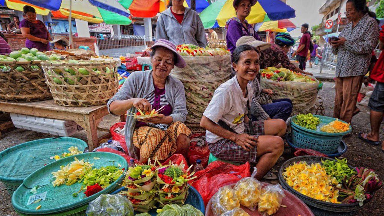 Доступный Pasar Badung