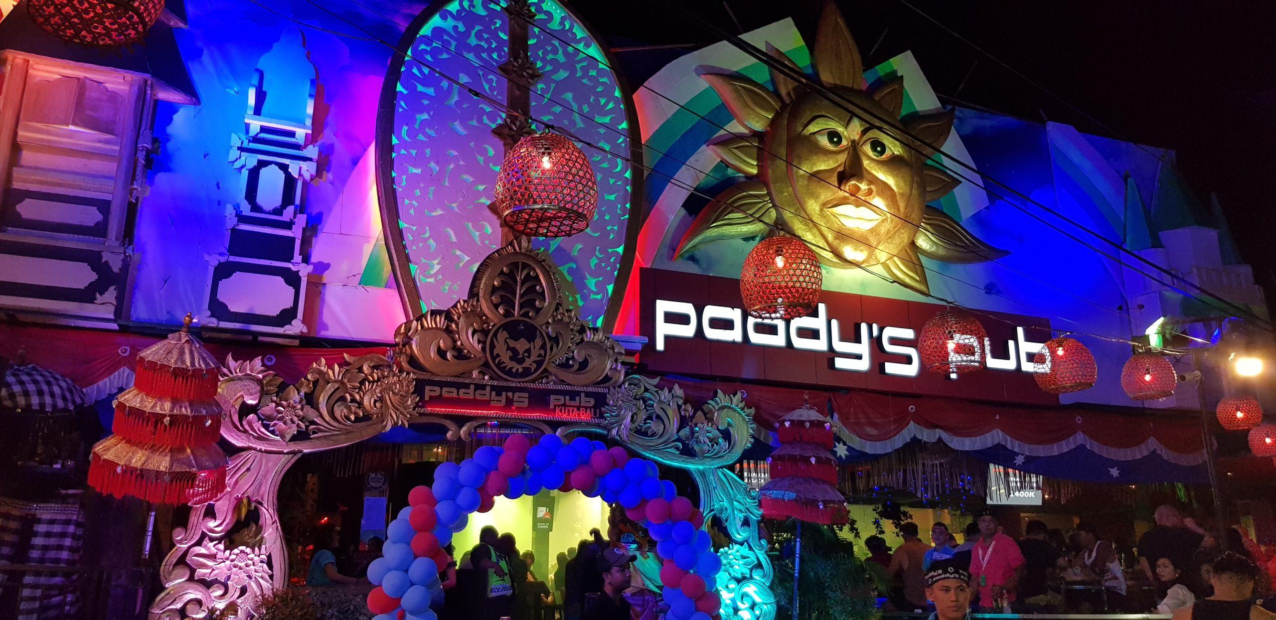 Клуб Paddy's