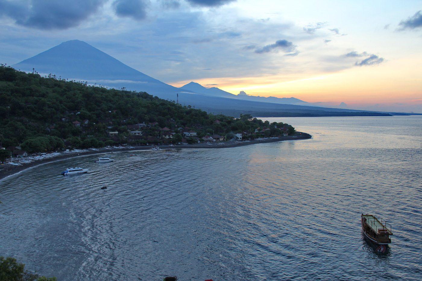 Так выглядит Амед на Бали