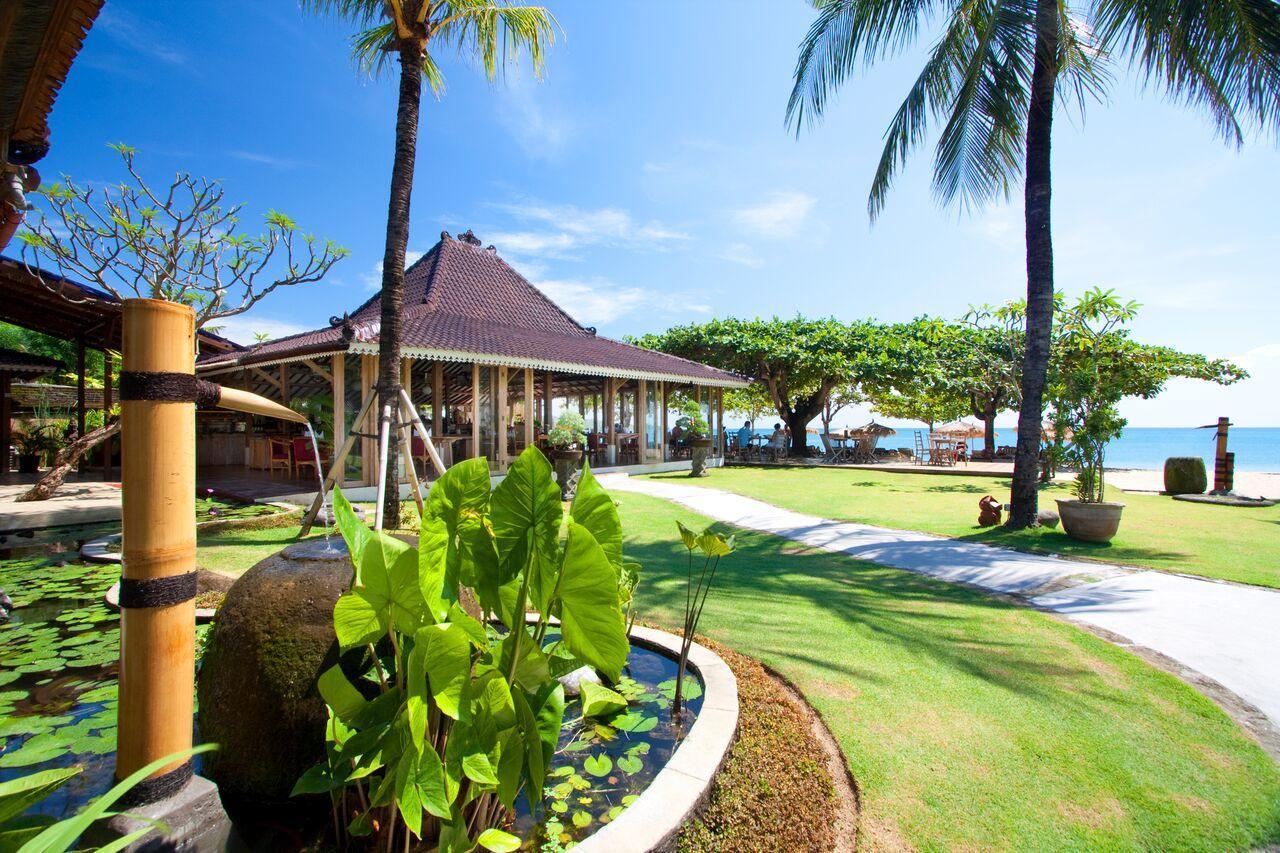Отель Keraton Jimbaran Resort 4 на Бали