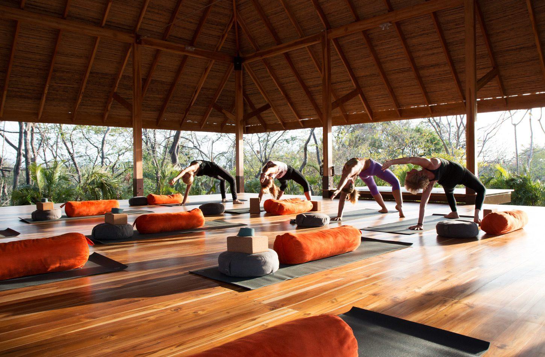 Purnati Art & Yoga retreat в Убуде