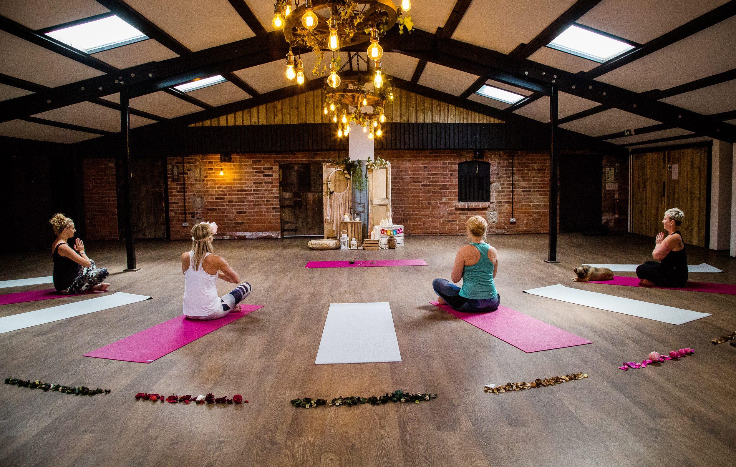 Radiantly Alive Yoga Studio в Убуде