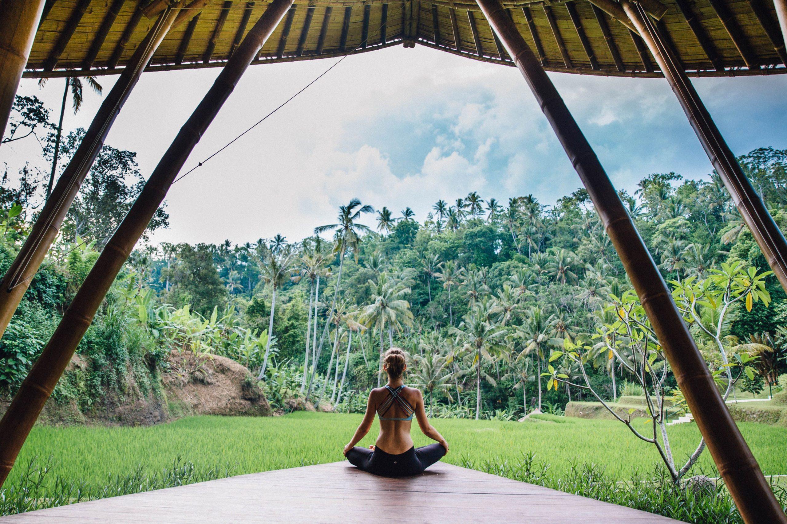Что представляют собой йога-туры в Убуд