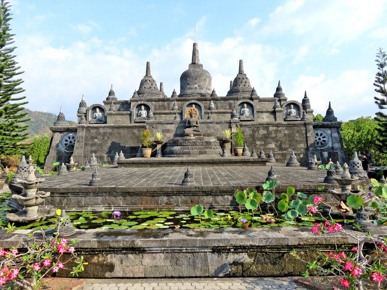 Пура Брахмавихара Арама на Бали