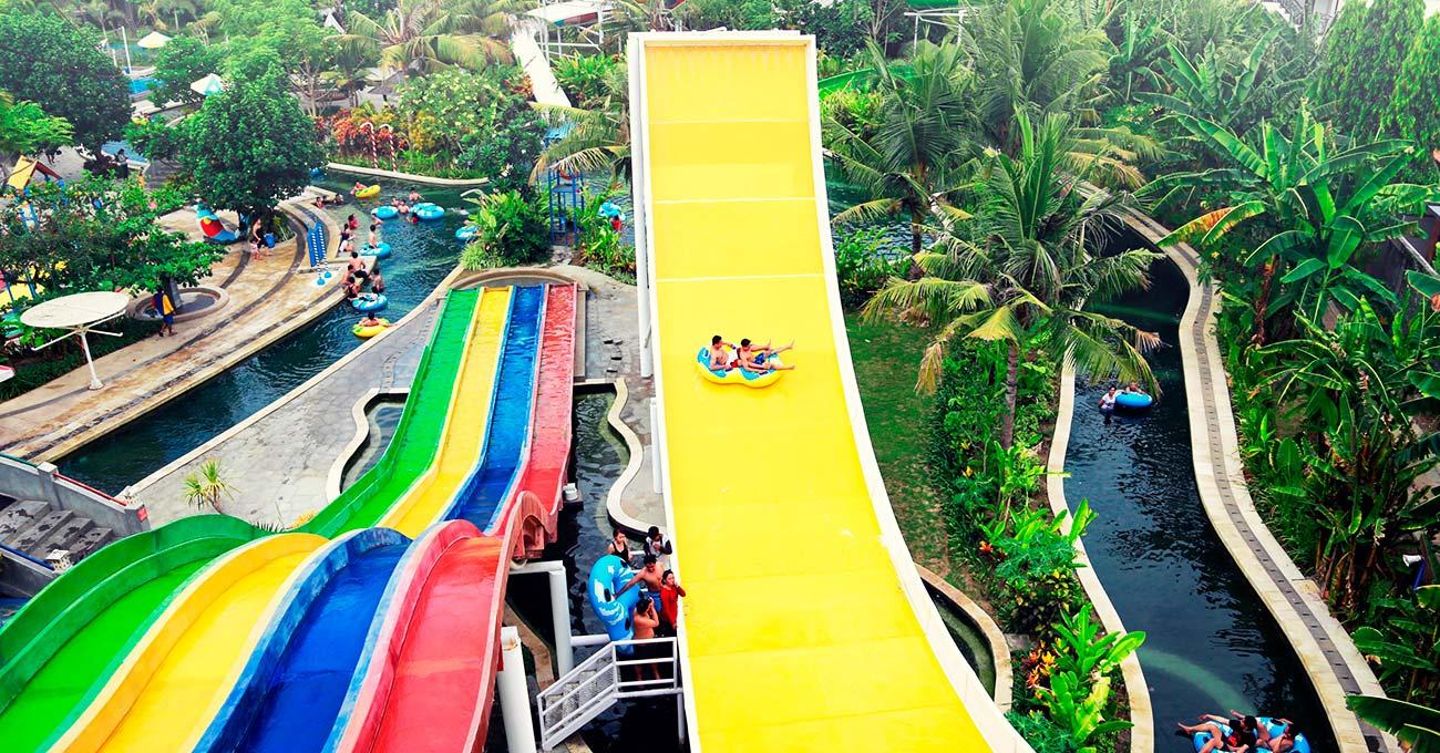 На Бали много развлечений