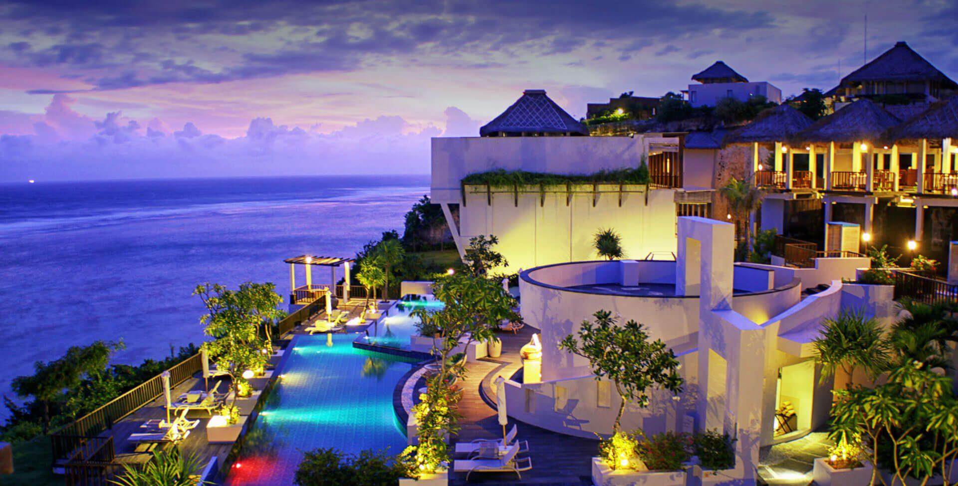 Лучшие 5-звездочные отели на Бали