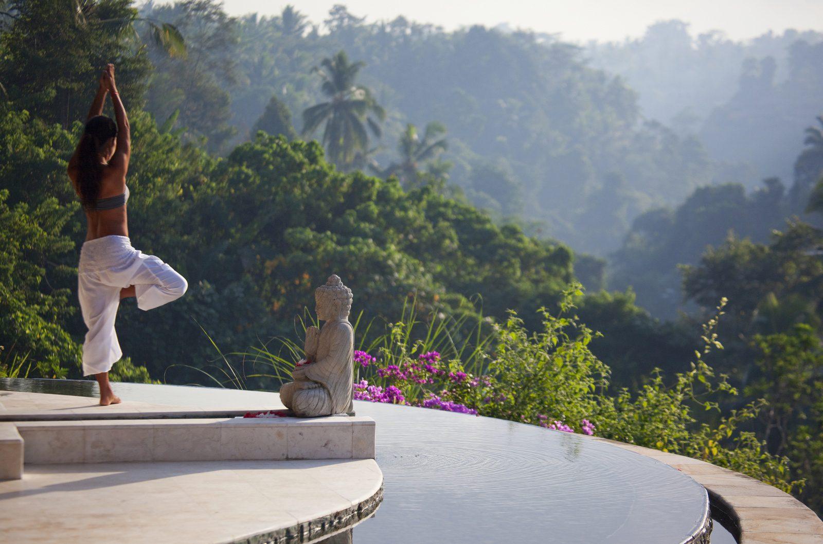Почему йога на Бали так популярна