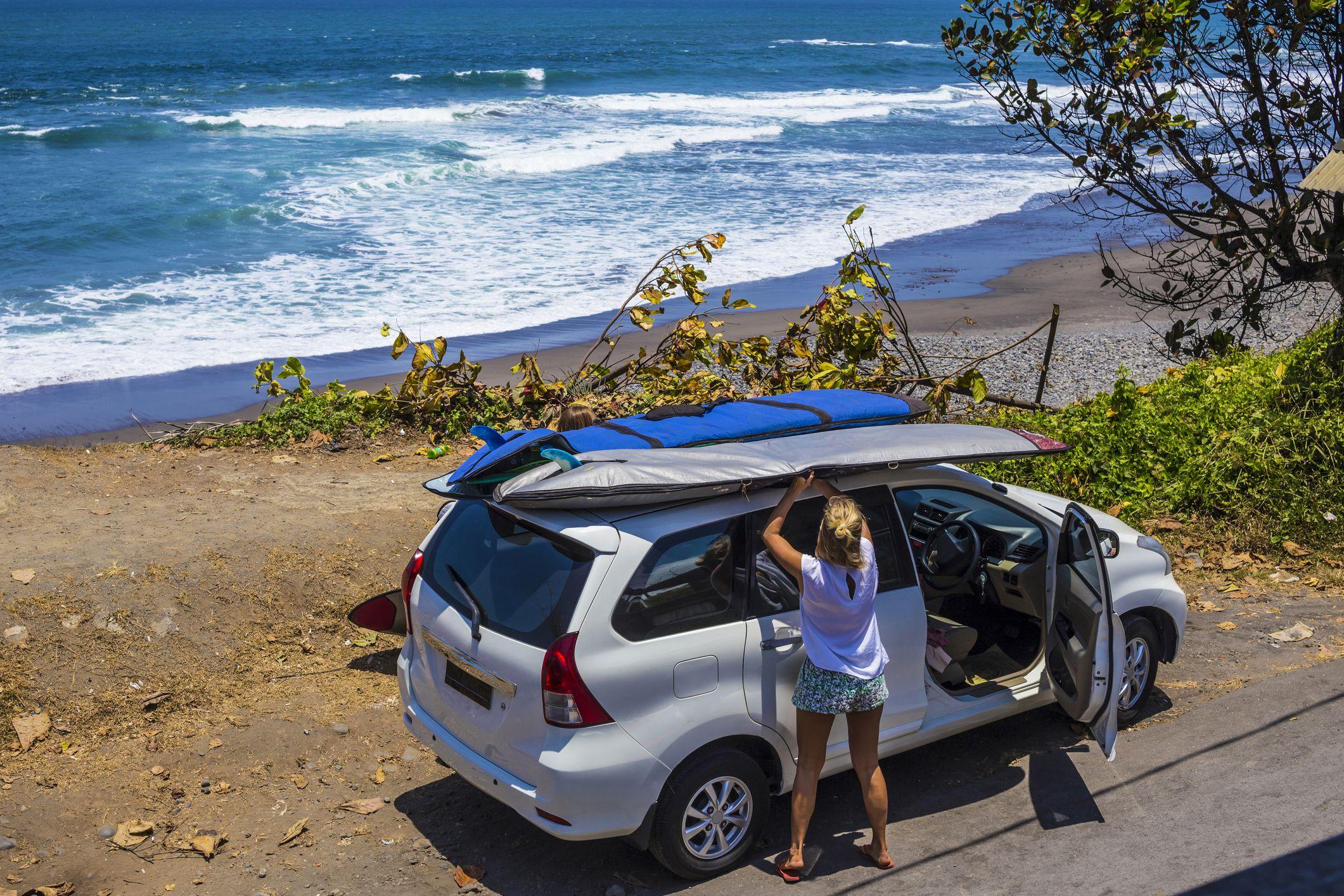 На Бали можно арендовать авто недорого