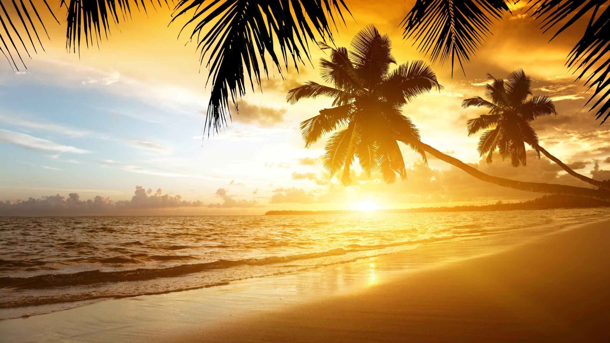 Солнечные лучи на Бали