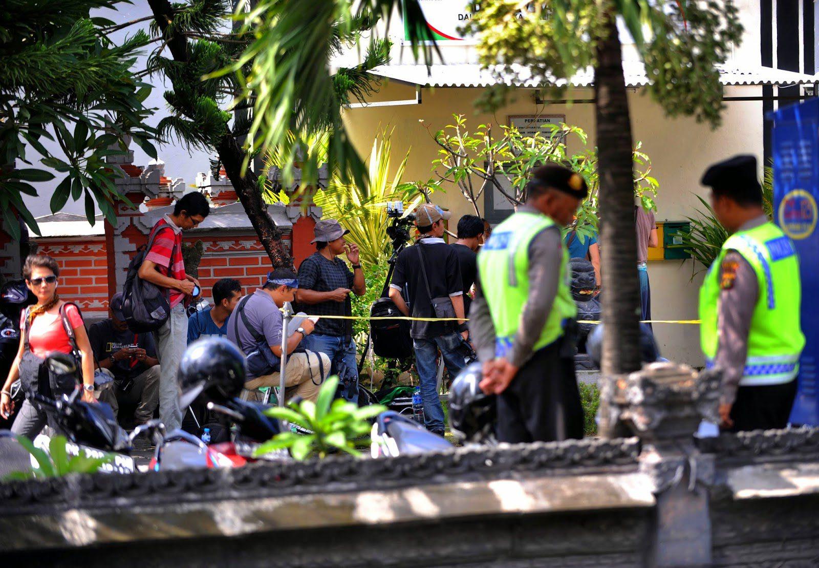 Мошенничество на Бали