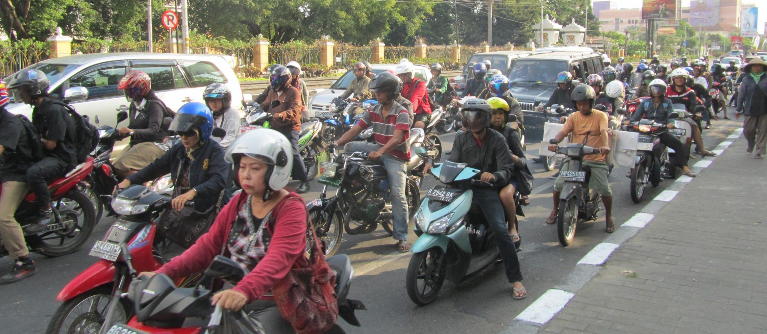 Вероятность аварии на Бали