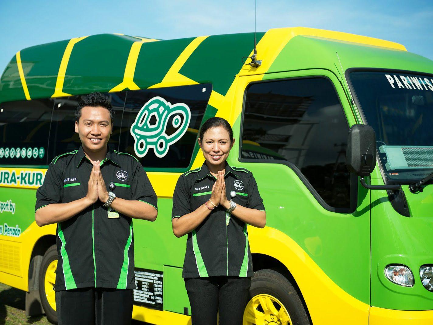 На Бали не хватает общественного транспорта