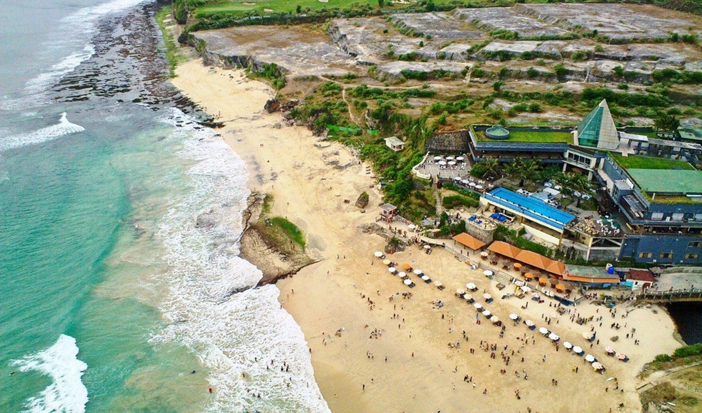 Где остановиться в окрестностях пляжа
