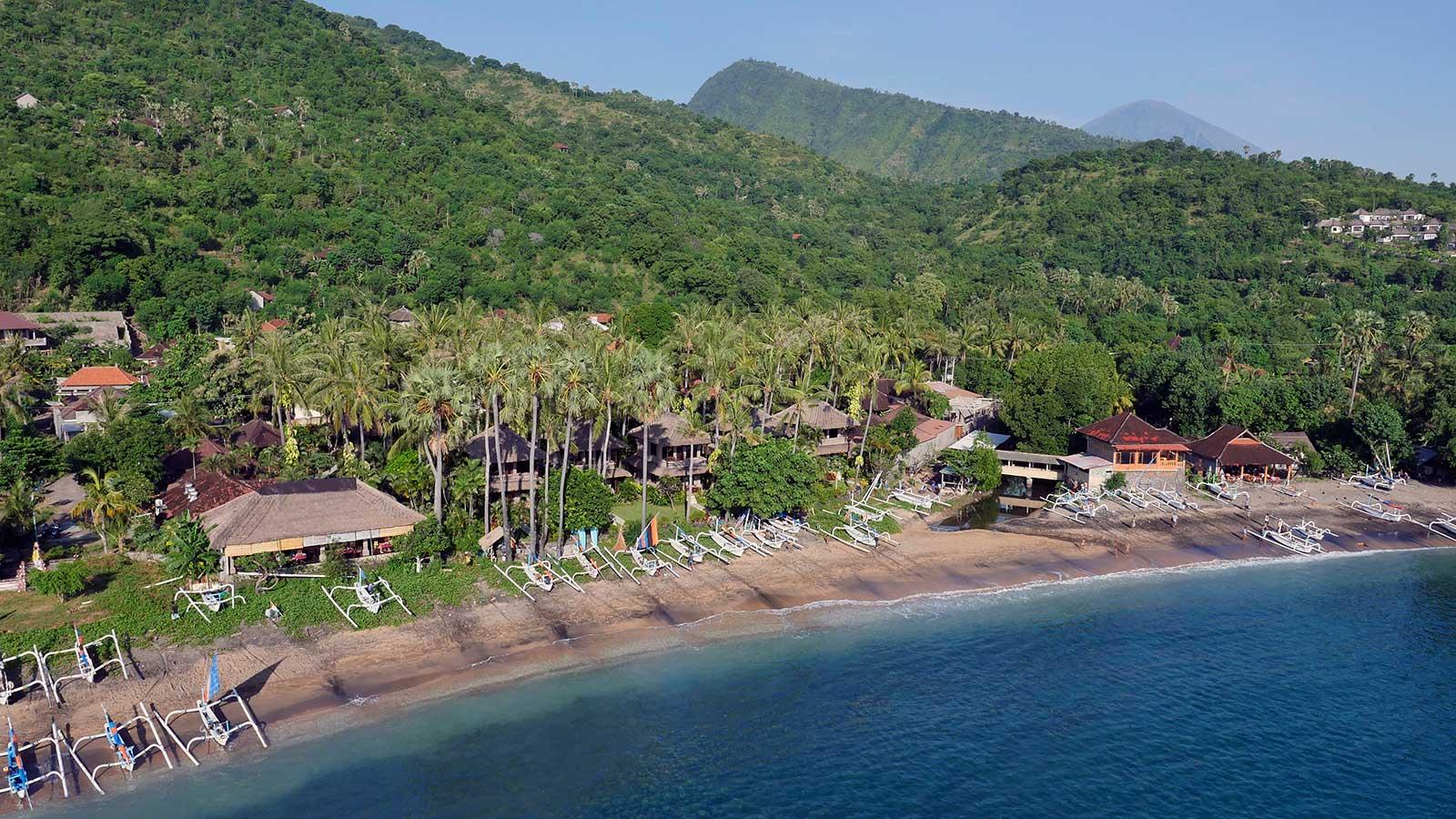 Где остановиться в Амеде на Бали
