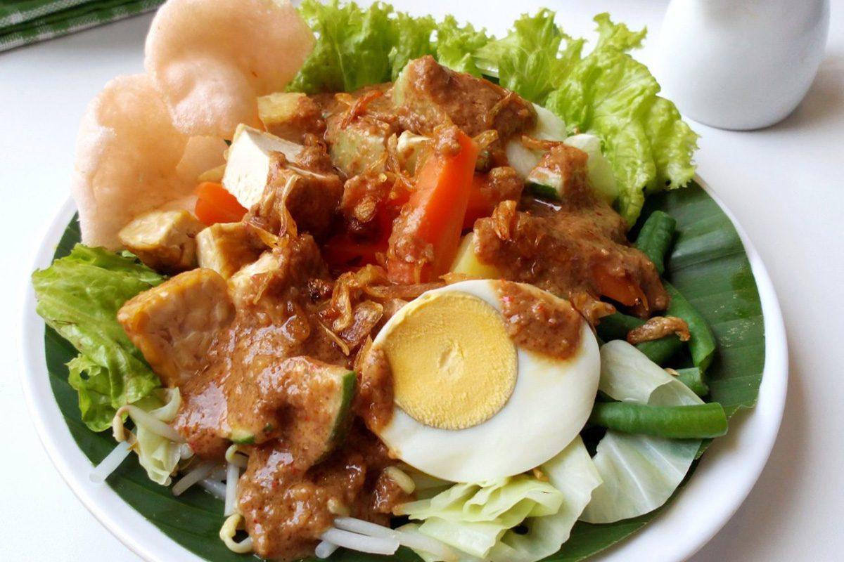 Блюдо Gado-gado
