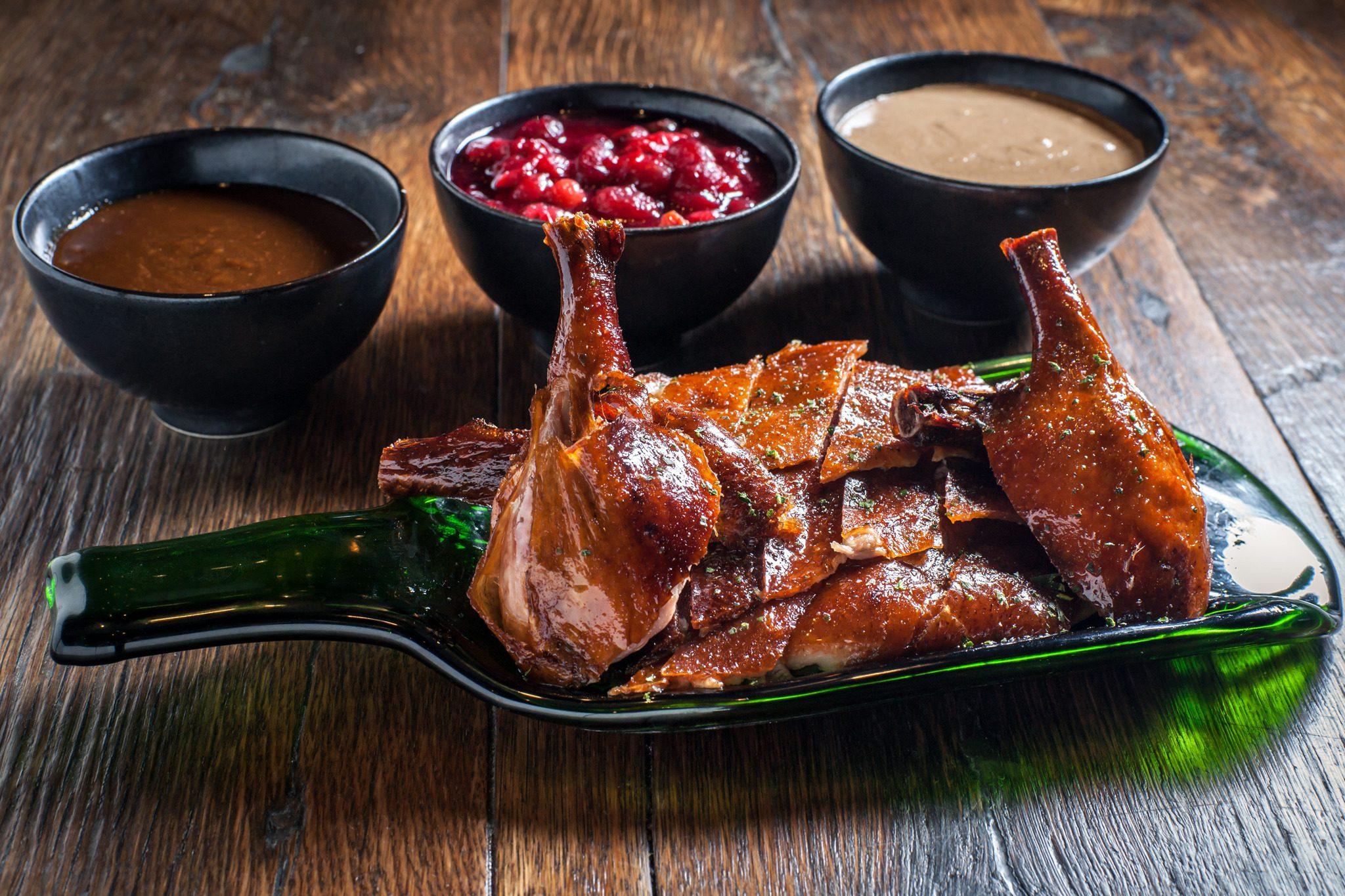 Блюдо «Хрустящая утка»