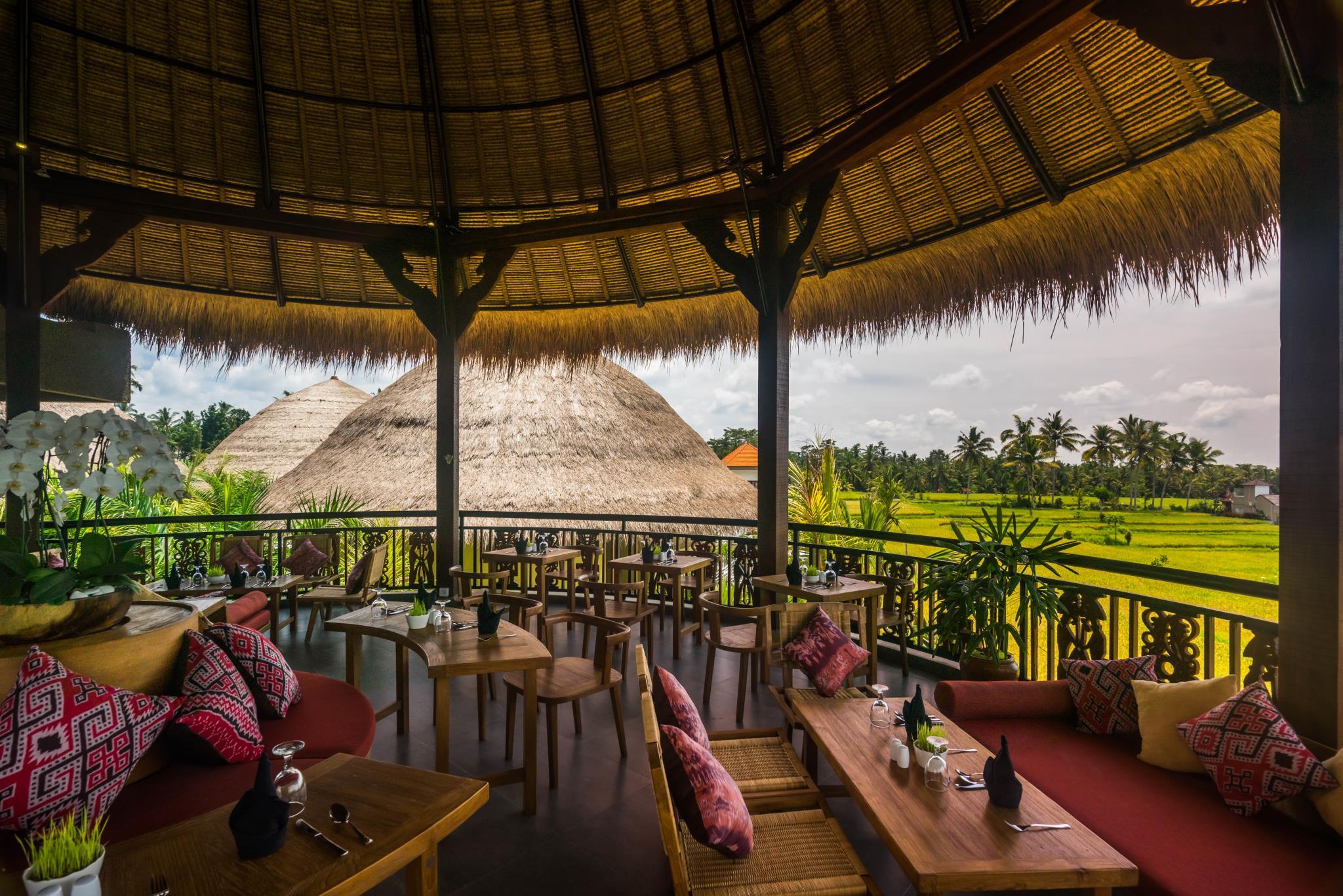 Лучшие рестораны и кафе в Убуда