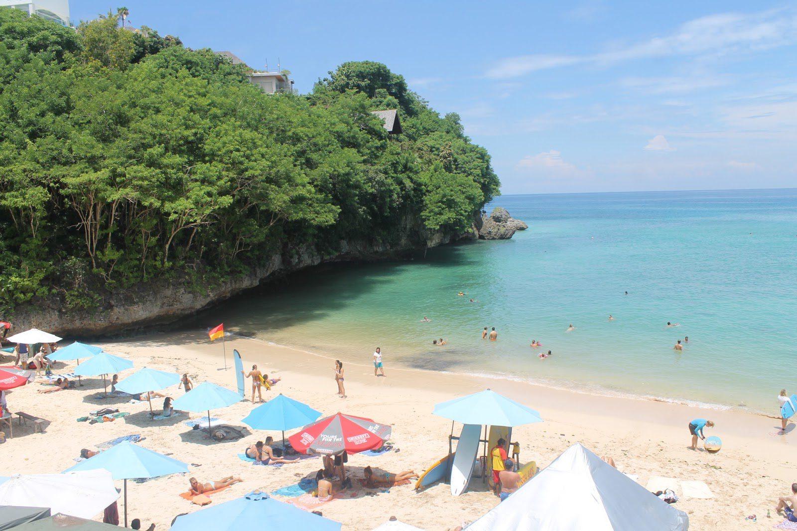 Описание пляжа Паданг-Паданг