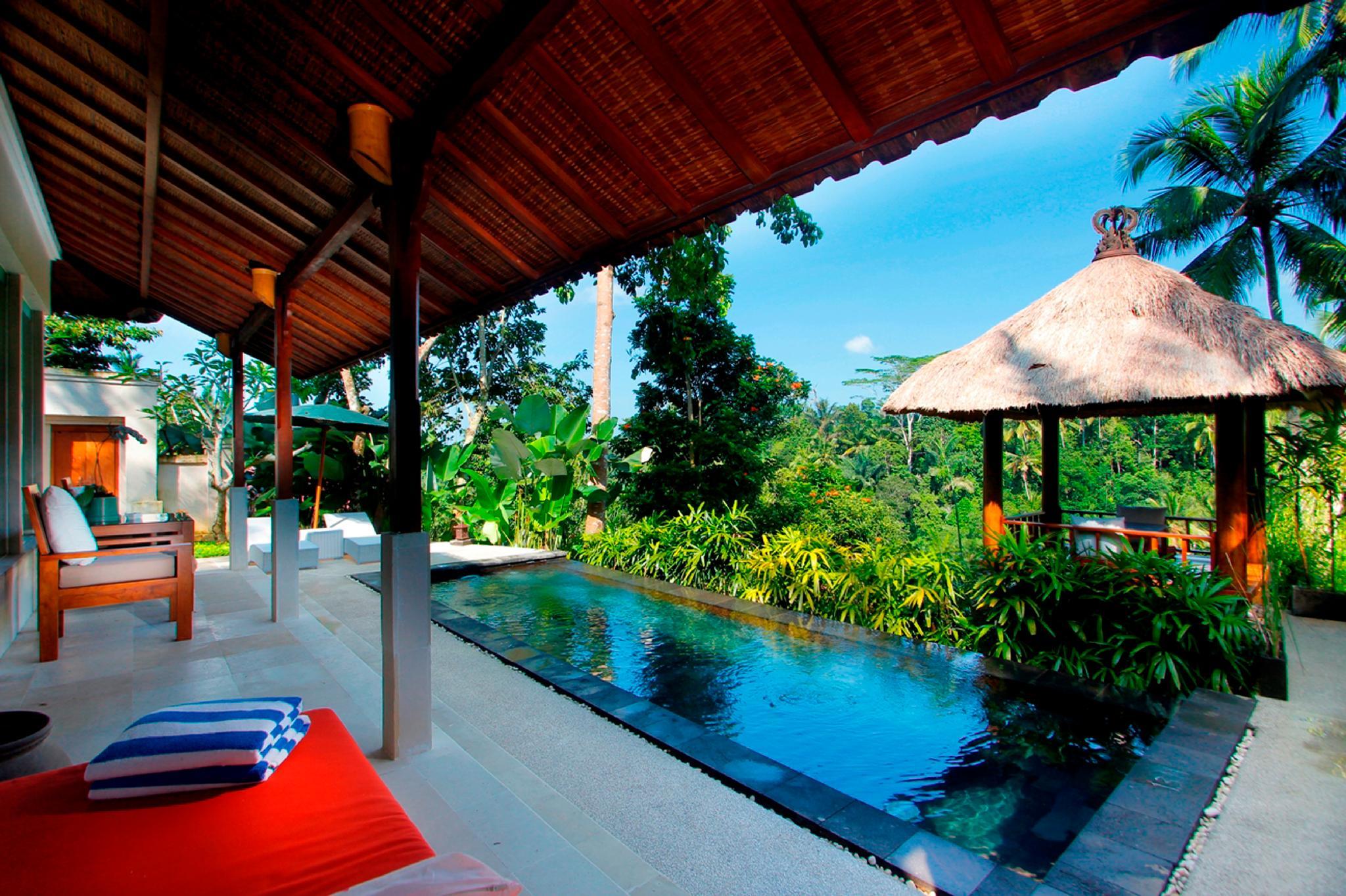 Уникальное место Alam De Ubud