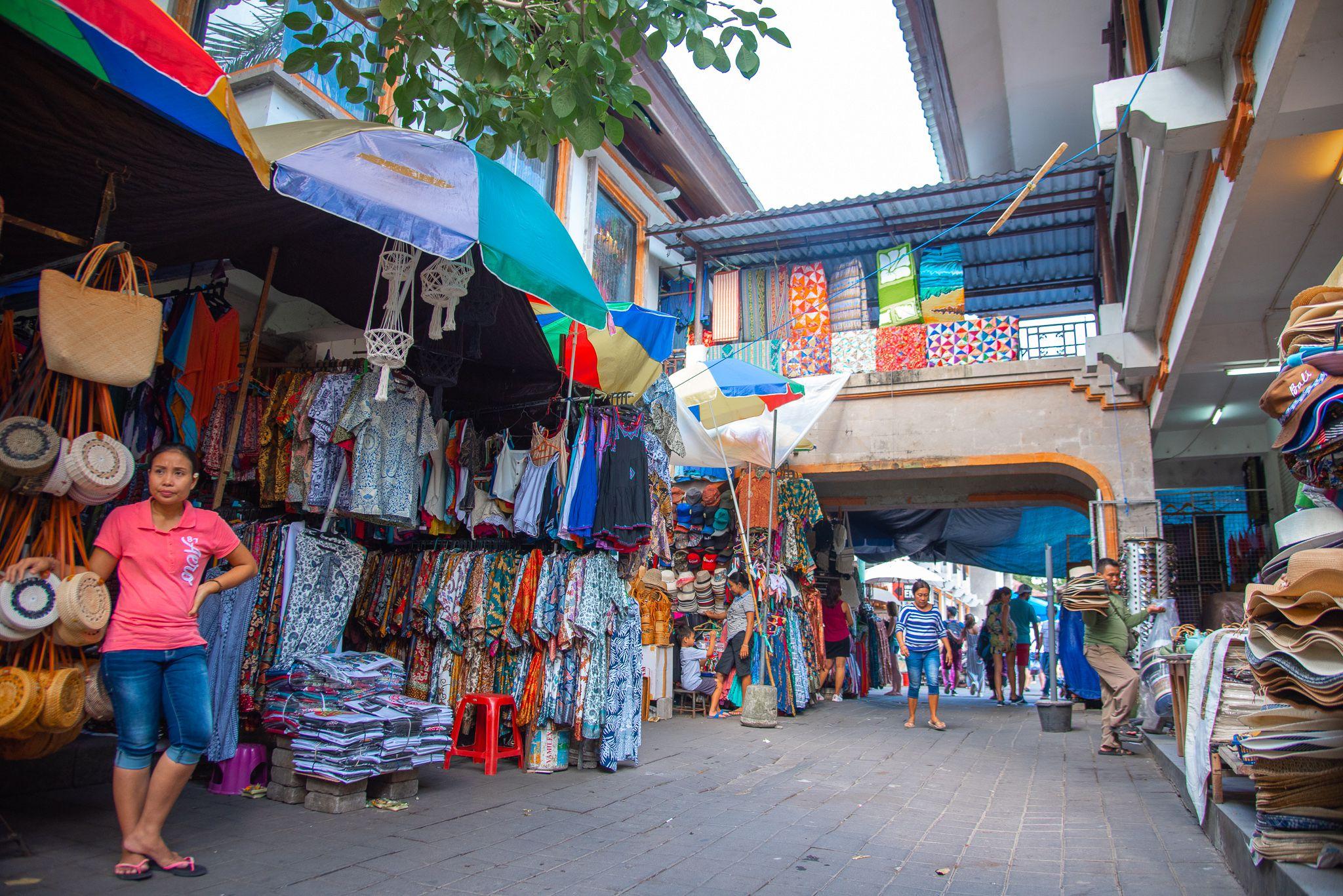 Место для покупок Wayan's Shop
