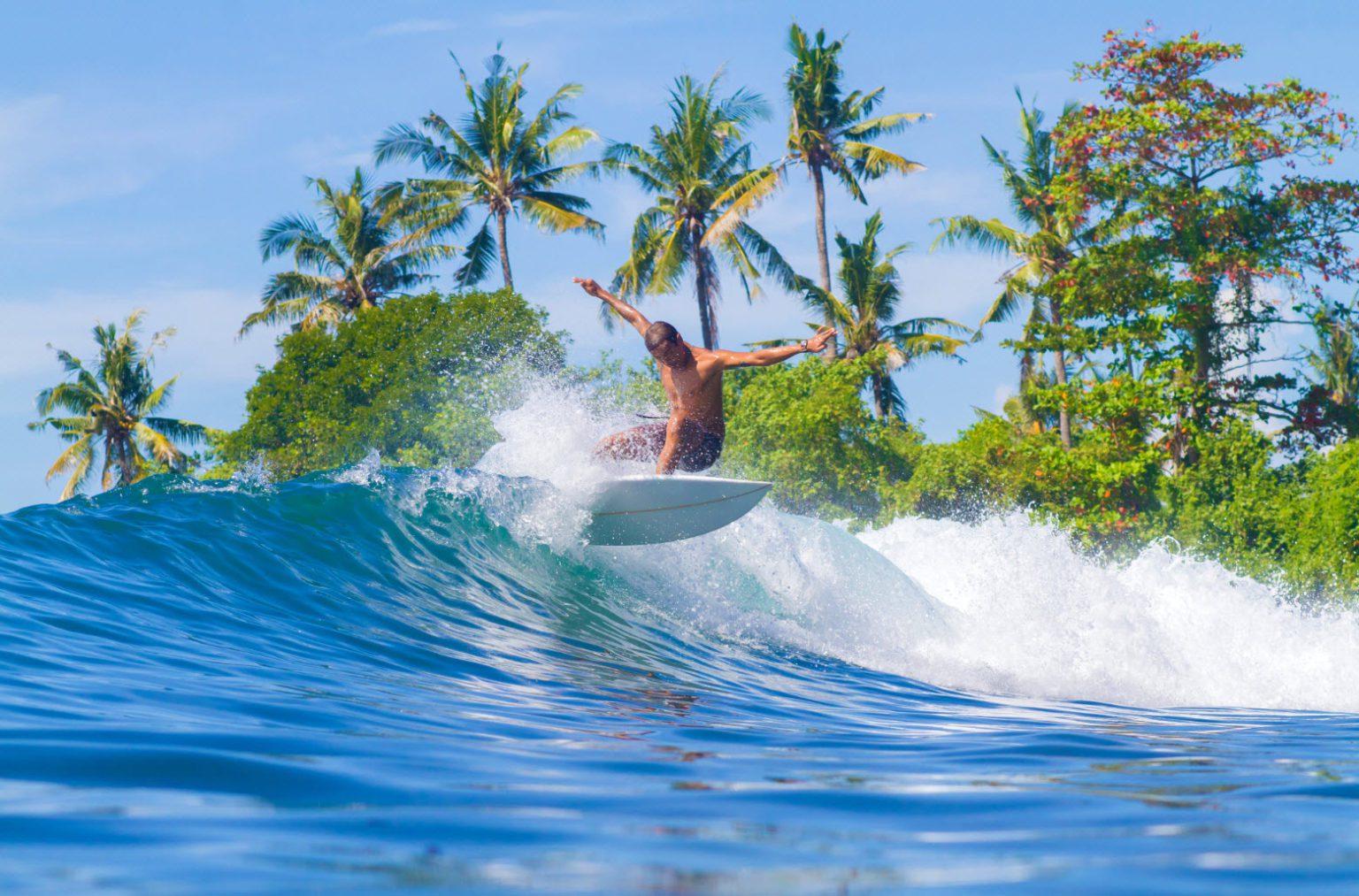 Активный отдых на островах