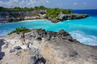 Фотография острова Нуса Лембонган на Бали