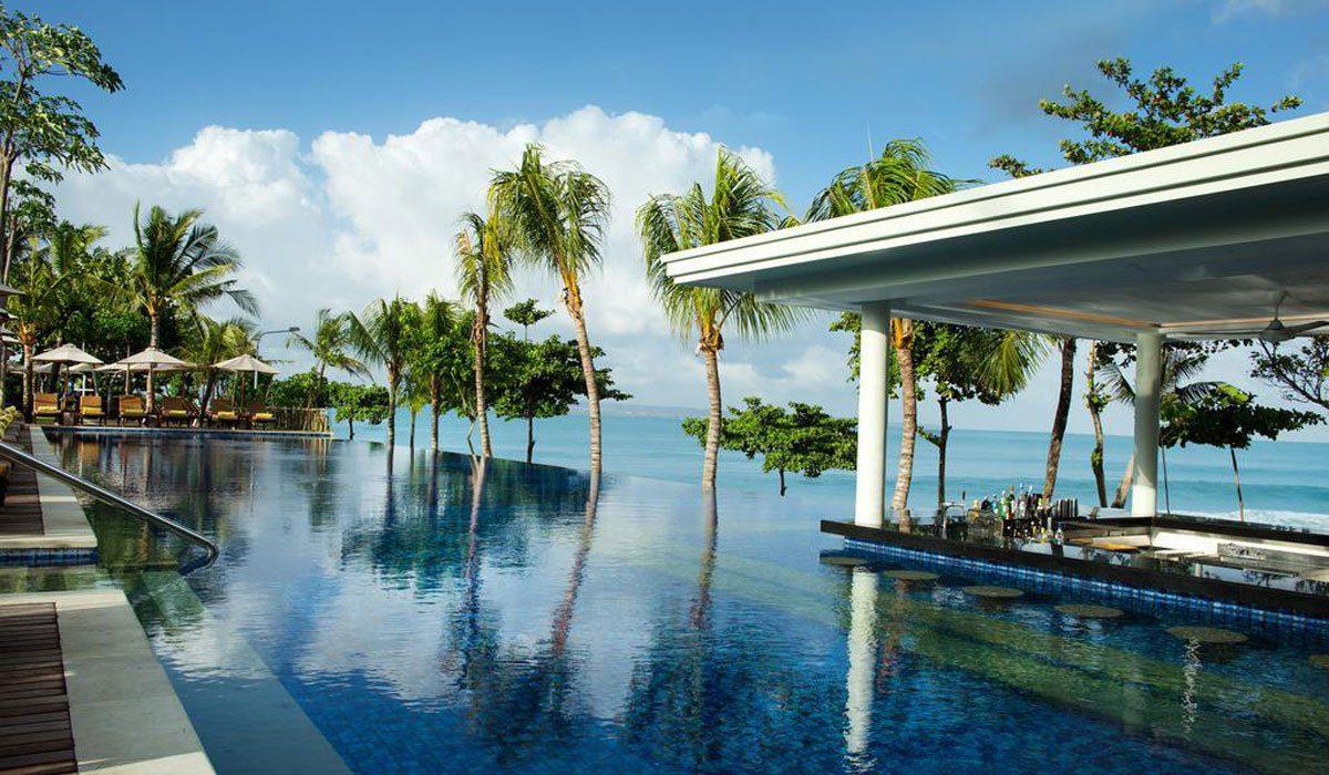 Отель Padma Resort Legian - место для фотосессий