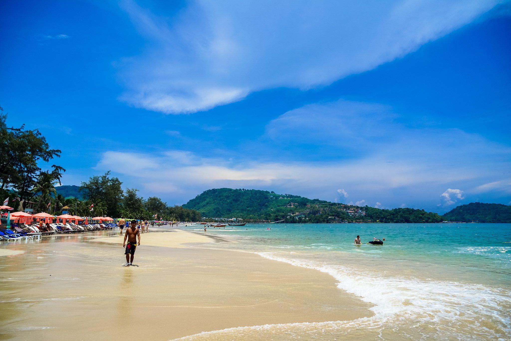 Лучшие пляжи на островах