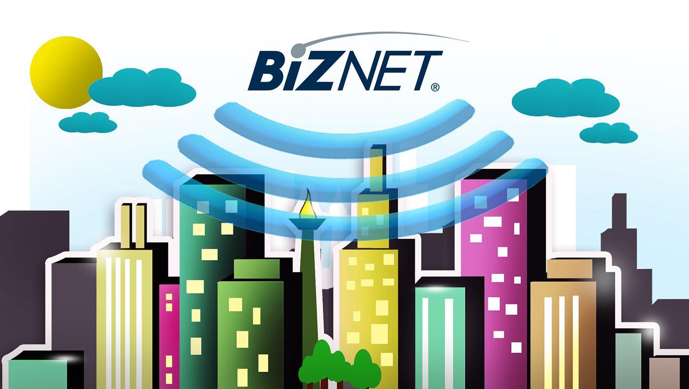Логотип провайдера Biznet Max3
