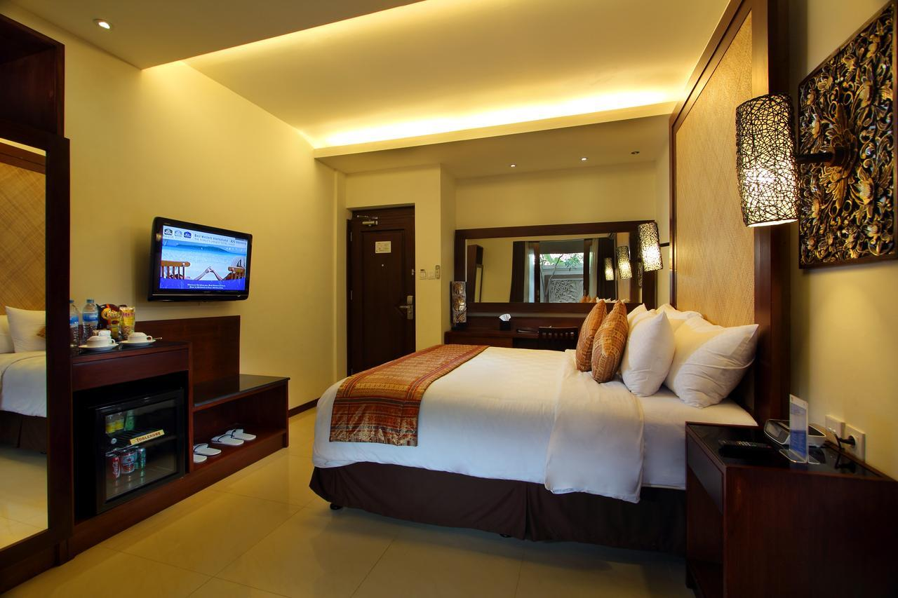 Фото номеров в гостинице Best Western Kuta Villa на Бали